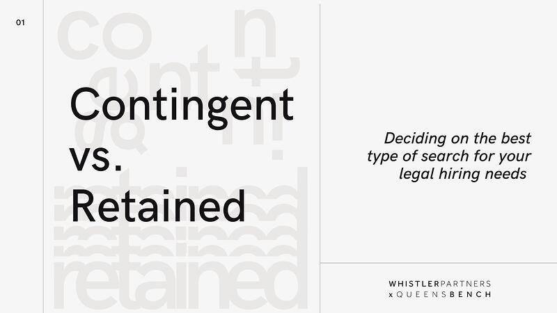 Contingent or Retained_